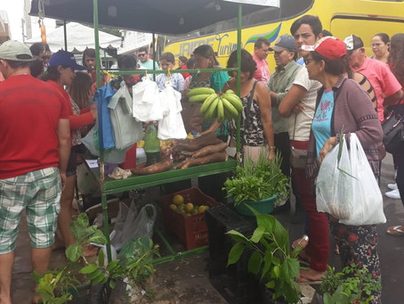 Famílias da Barragem Oiticica participam de curso de agroecologia e biodiversidade
