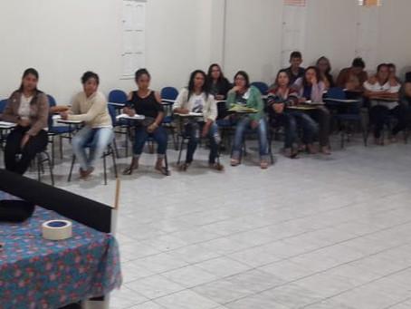 Seapac conclui 1º módulo da 2ª etapa do projeto Associativismo e Cidadania