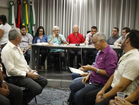 """""""Levante da Esperança"""" exige posição contrária à Reforma da Previdência"""
