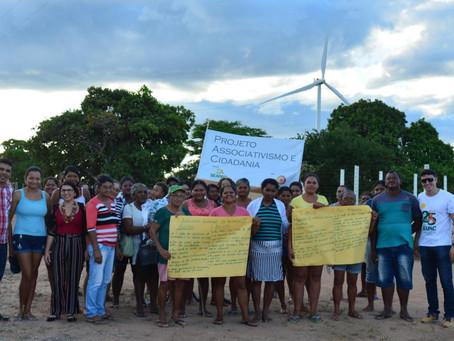 Projeto do Seapac conclui diagnóstico de comunidades de Lagoa Nova