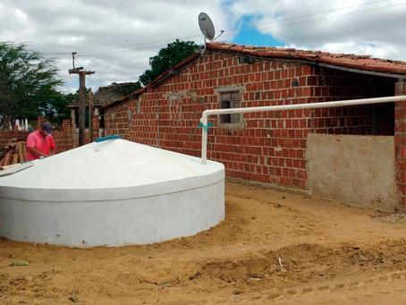 Construção de 1.796 cisternas vai beneficiar 47 municípios