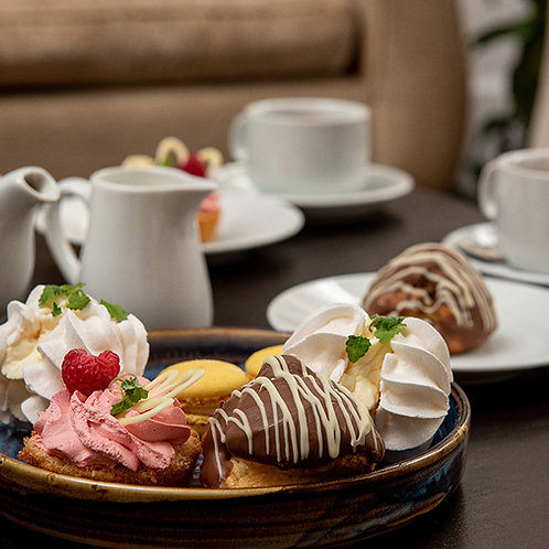Treatments and Afternoon Tea for Two