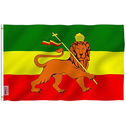 rasta lion of judah - banner