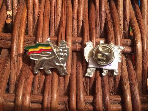 Lion of Judah pin