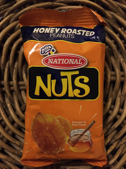 Honey Roasted Peanuts (Product of Jamaica) 35gx5 (total 175g)