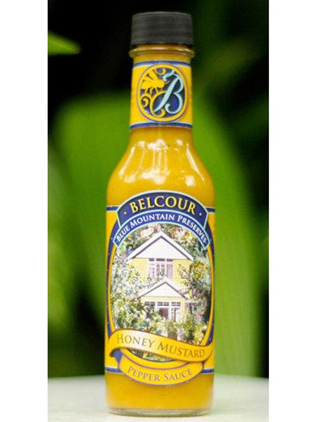 BELCOUR Honey Mustard Pepper Sauce 148ml