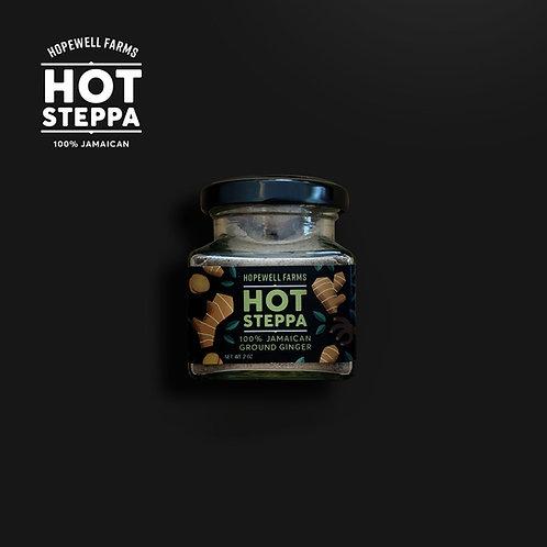 HOT STEPPA 100% JAMAICAN GINGER (2oz) Hopewell Farms