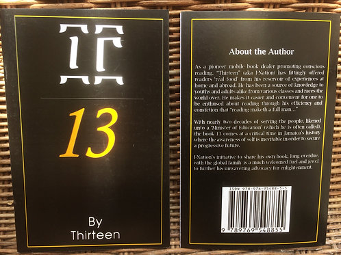 13 Thirteen ( I-Nation poetry )