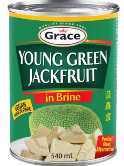 Grace Young Green Jackfruit 540ml