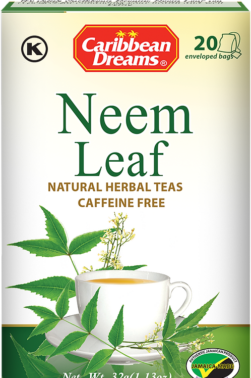 Caribbean Dreams Neem Leaf Tea Bags
