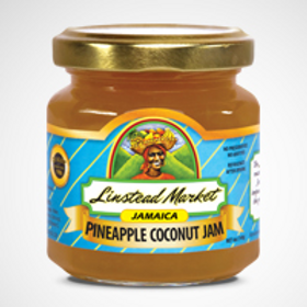 Linstead Market Pineapple Coconut Jam (12oz)