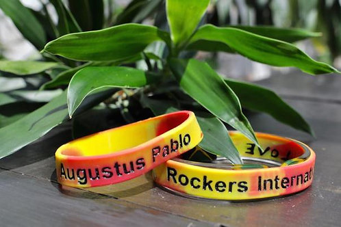 Augustus Pablo Wristband (Rockers International official merchandise)