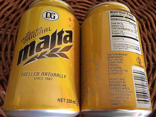 The Jamaican Original MALTA 330ml