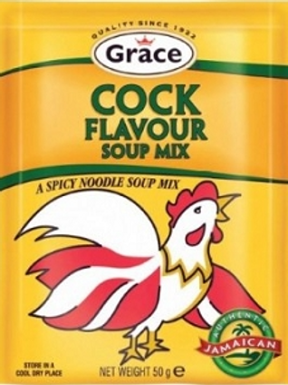 Grace Cock Flavour Soup Mix