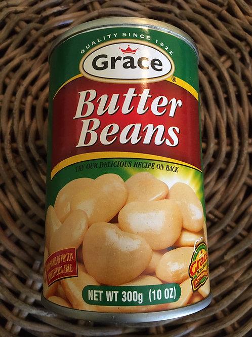 Grace Butter Beans 300g x 2 (as 1 set)