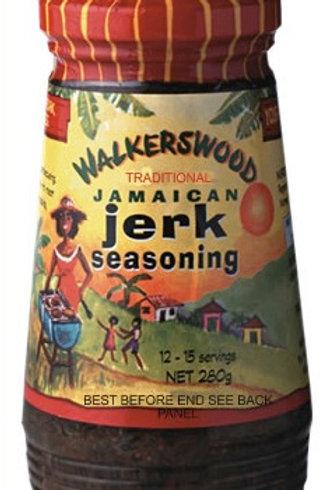 WALKERSWOOD Jamaican Jerk Seasoning HOT & SPICY 280g