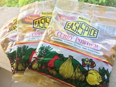 Karjos EASISPICE Curry Powder 56g