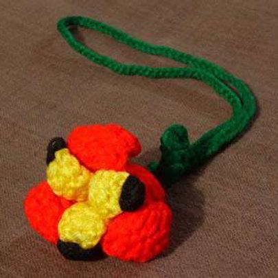 Ackee Accessory handmade by Rastaman