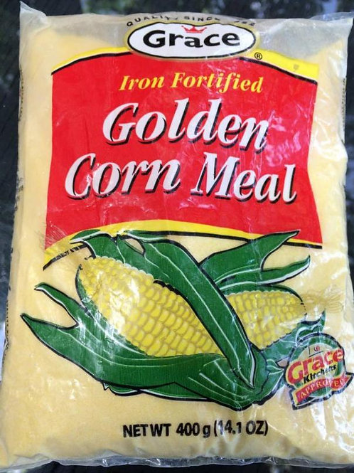 GRACE - Golden Corn Meal 400g