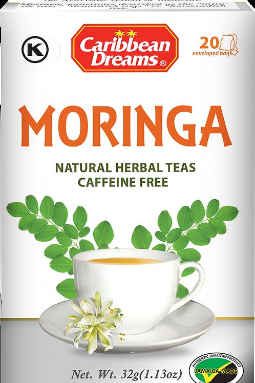 Caribbean Dreams Moringa Tea Bags