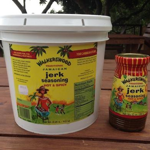 Walkerswood Jerk Seasoning MILD 4.2kg (price includes shipping)
