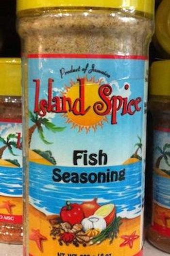 Island Spice Fish Seasoning 226g (8oz)