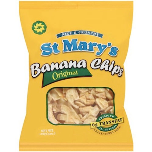 St.Mary's Banana Chips 30g x 3