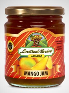 Linstead Market Mango Jam (12oz)