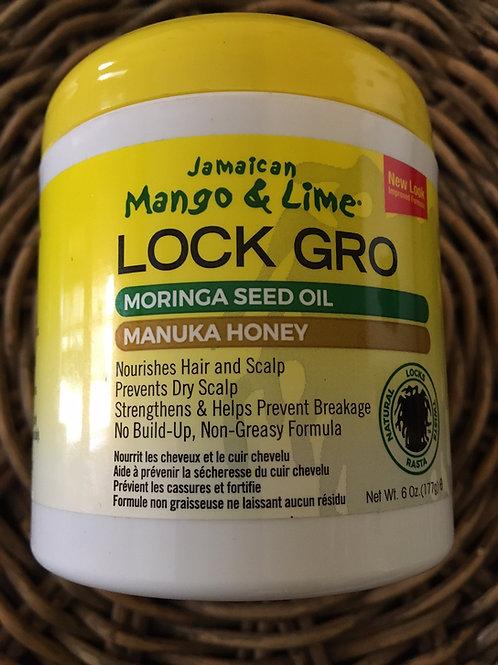 Jamaican Mango & Lime Lock Gro (Lock Gel) (6oz)