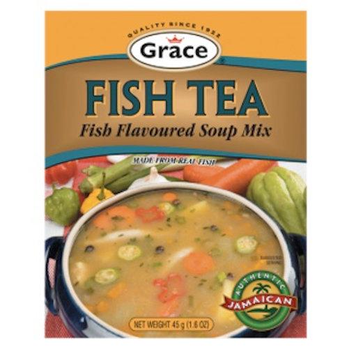 GRACE Fish Tea - Fish Flavoured Soup Mix 45g