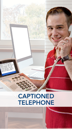 Captioned Telephone