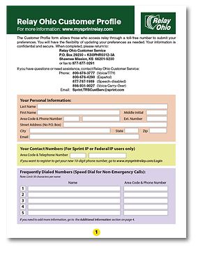 Customr Profile PDF