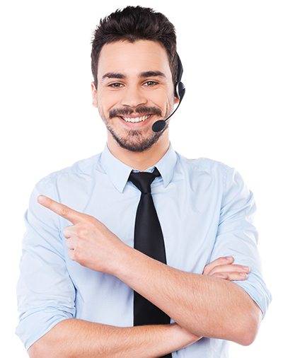 CapTel Customer Support rep