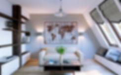 Дизайн квартиры в Твери