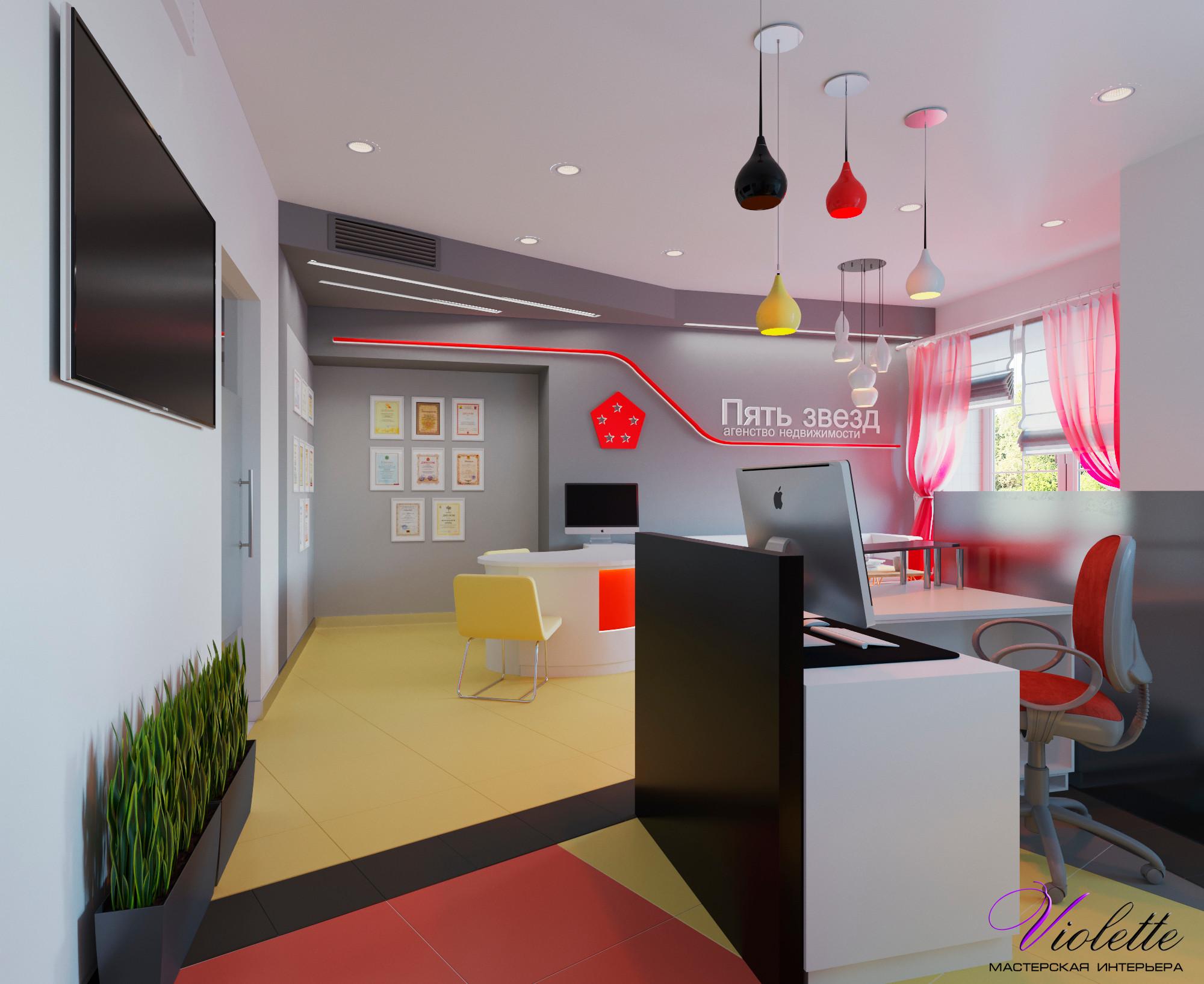 Дизайн нежилого помещения