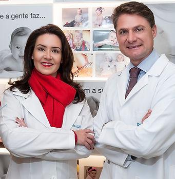 Dr. Fábio Firmbach Pasqualotto, urologista - Caxias do Sul Dra. Eleonora Bedin Pasqualotto, ginecologista
