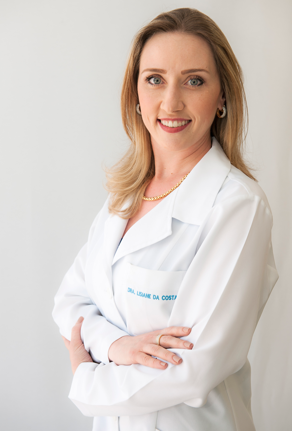 Dra. Lisiane Knob da Costa - Ginecologista