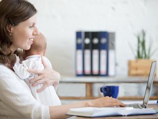 Dilema da mulher moderna: sucesso profissional X maternidade