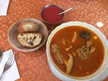 ボリビア・ラパスの昼食とは?:ボリビア日本語教師インターン