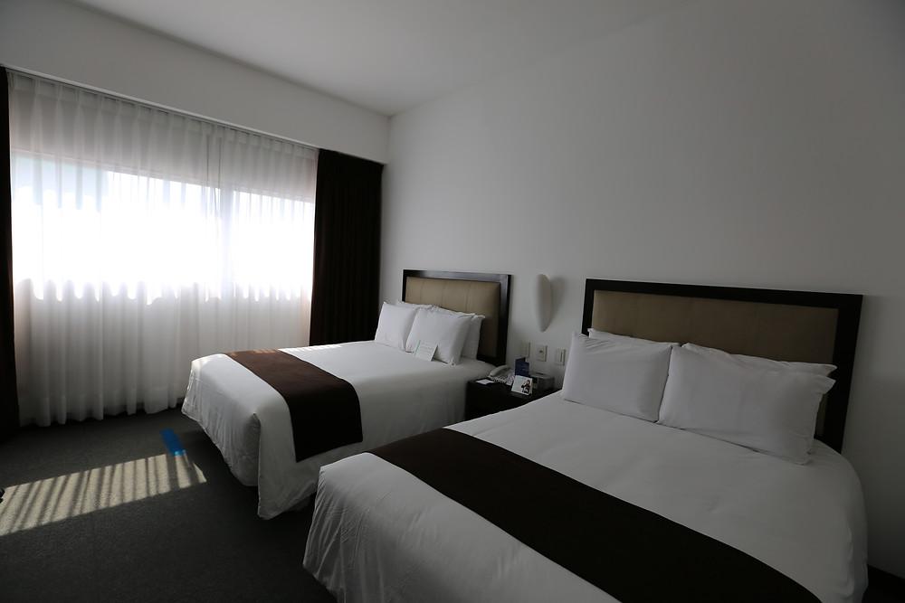 リマ空港・徒歩1分の4☆ホテル
