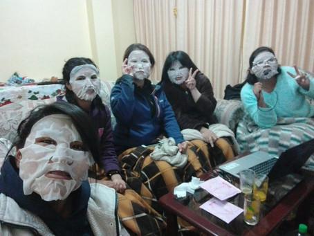 ボリビア人の家にお邪魔する!:ボリビア日本語教師インターン