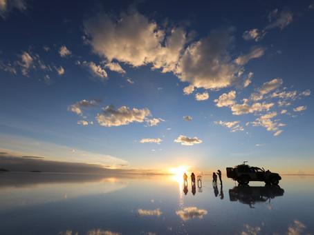 海外インターンシップ(ウユニ塩湖)no1