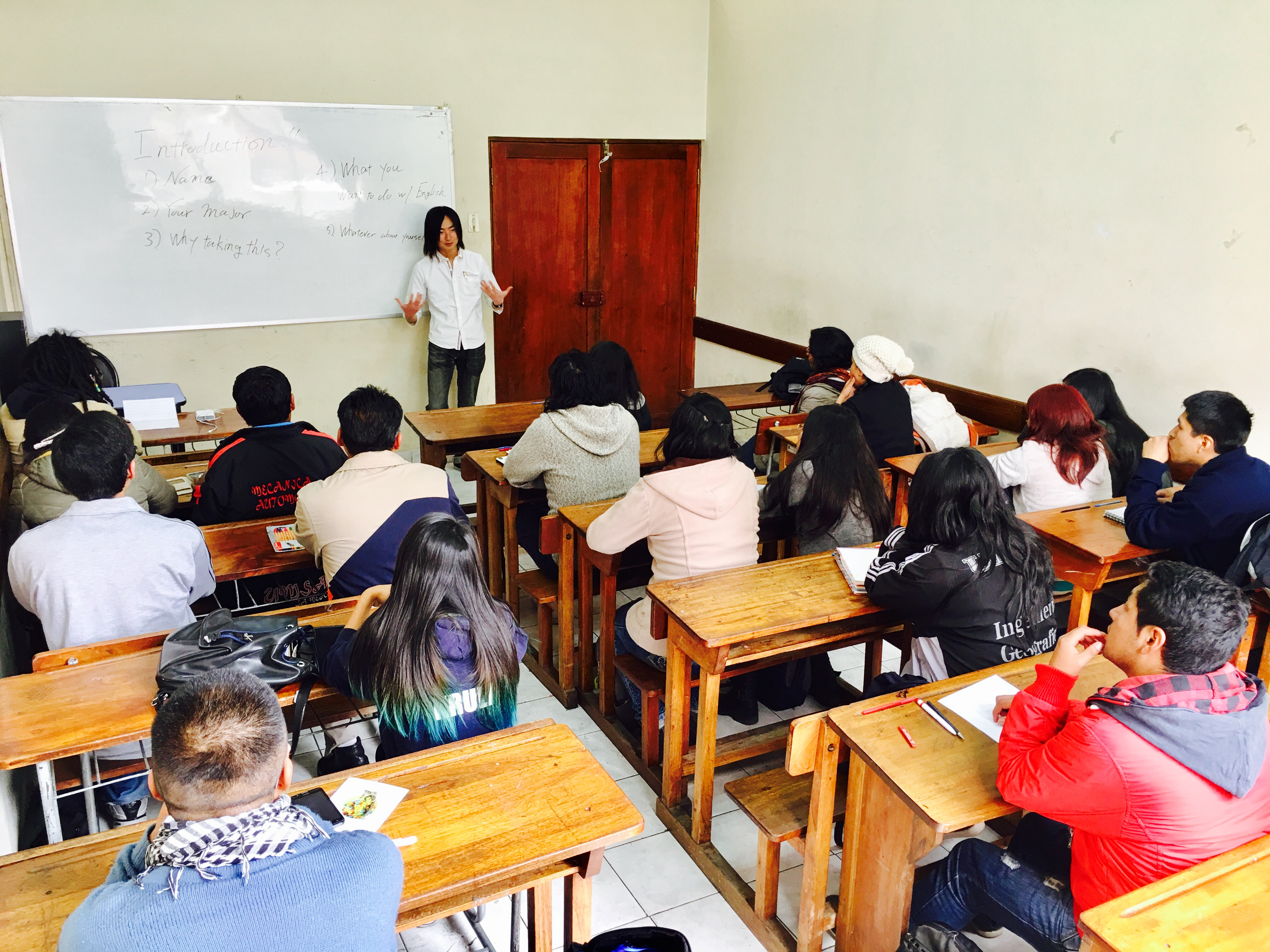 英語・日本語教育事業