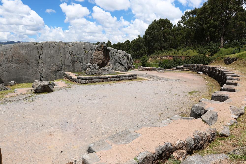 ケンコー インカ時代の祭壇