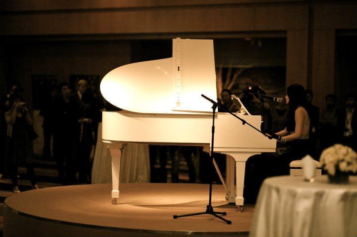 Steinway John Lennon Piano Launch