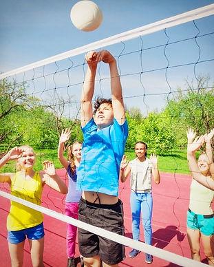Спорт и активный отдых для детей
