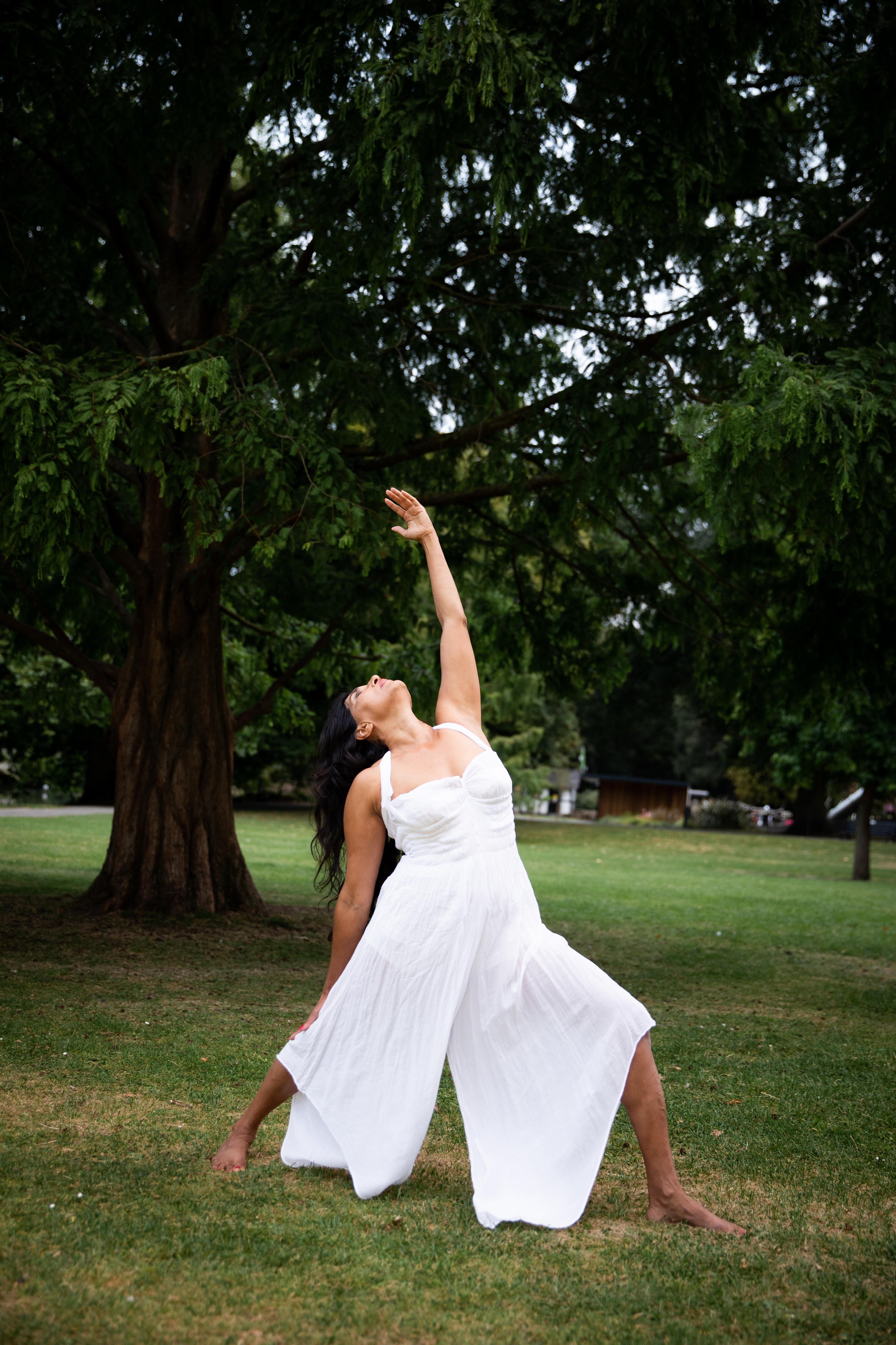 Energetic Vinyasa Yoga Through Zoom