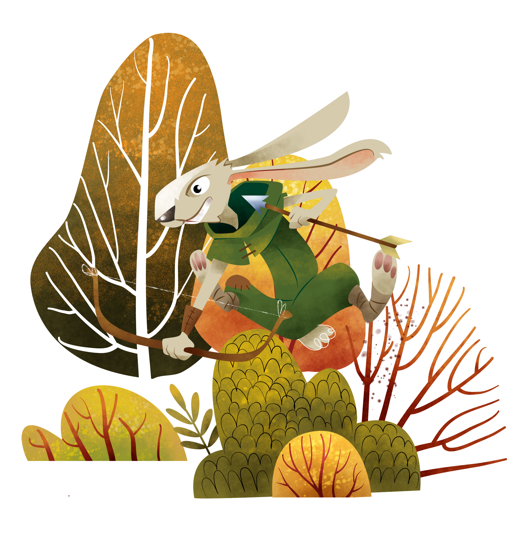 robin bunny