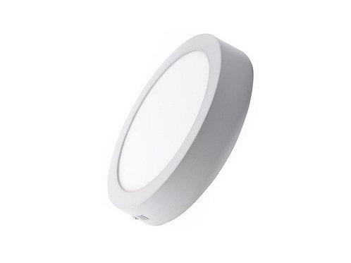 Plafón LED circular superficie 120º