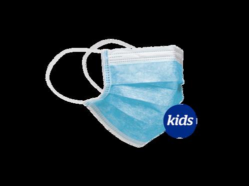 Mascarillas quirurgicas infantiles